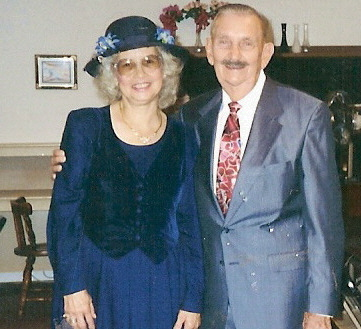 Elder and Mrs. Fred Halliman